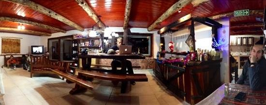 Albergue Aylen-Aike: el hostel