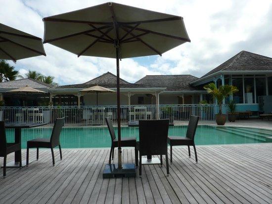 هوتل لا بلانتيسيون: piscine 