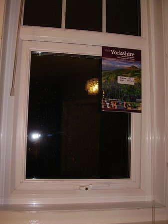 Streonshalh B&B: Come to Yorkshire...but don't remove the brochure.