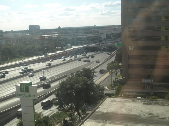 Holiday Inn San Antonio International Airport : View from the room
