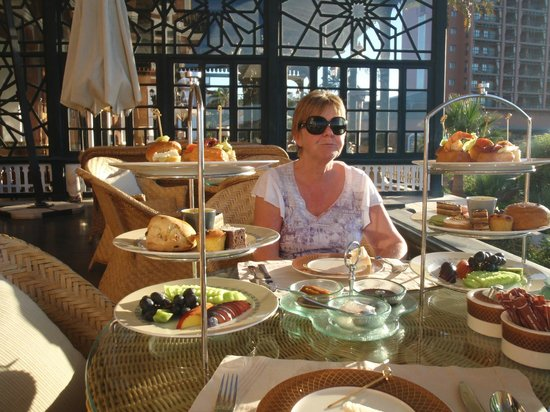 10 Of My Favourite Places For Afternoon Tea