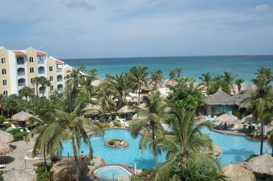 Costa Linda Beach Resort: Pool and beach area