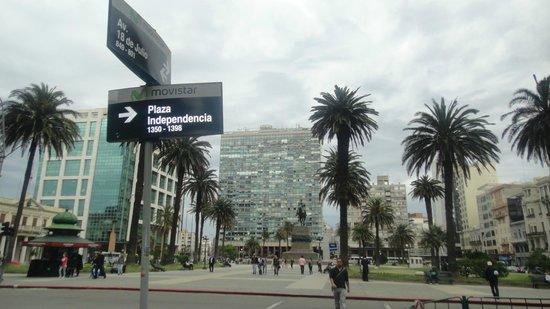 Hotel Urban Express: Plaza Independencia