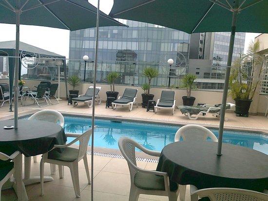 Hotel & Casino Boulevard: Piscina
