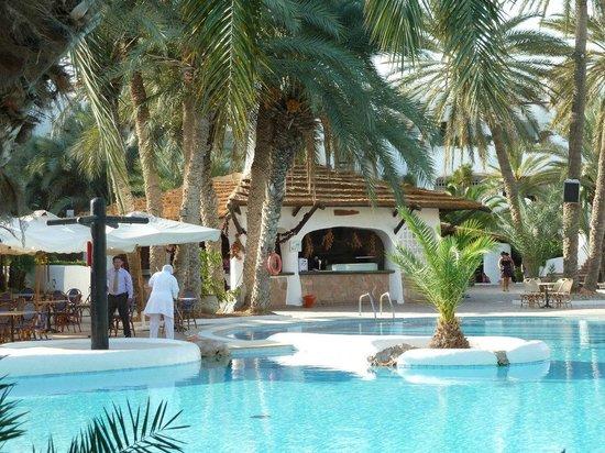 Odyssee Resort & Thalasso: Pizzeria am Pool