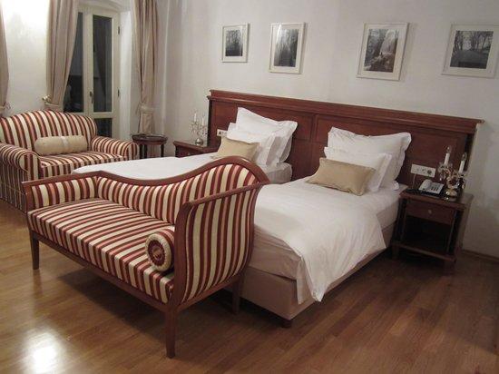 Palace Judita Heritage Hotel: Twin Room