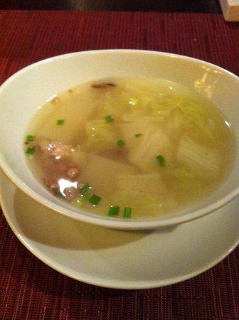 Asian Place : Duck soup