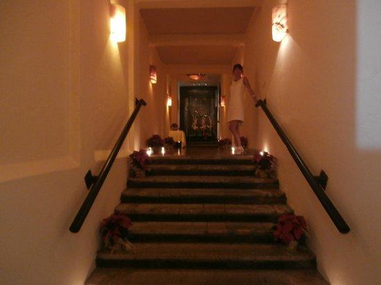 Vista Grill: Stairway to heaven