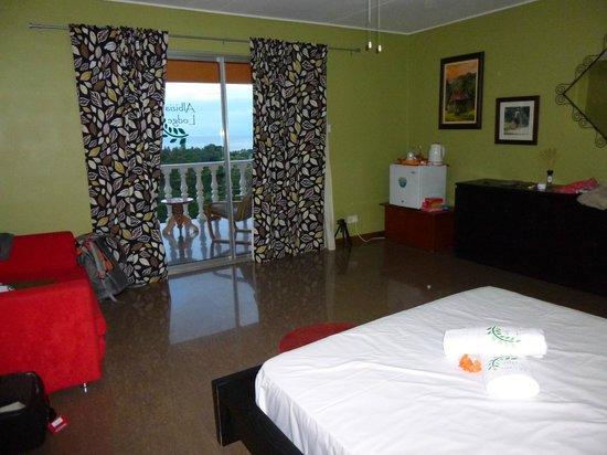 Albizia Lodge Green Estate : наш номер