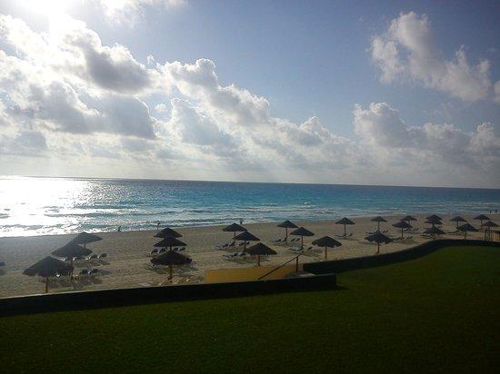 The Royal Caribbean: Atardecer 