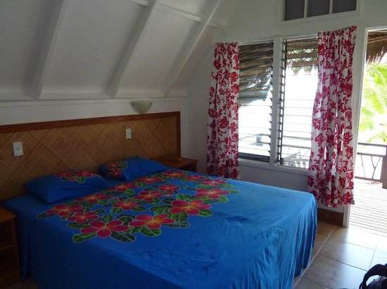 Paradise Cove Lodges: Room