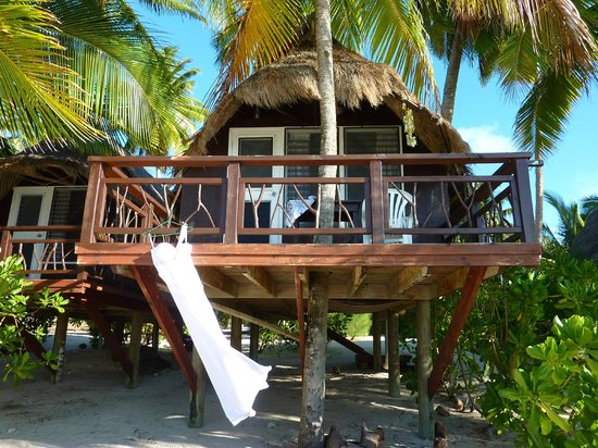 Paradise Cove Lodges: Bungalow no.7