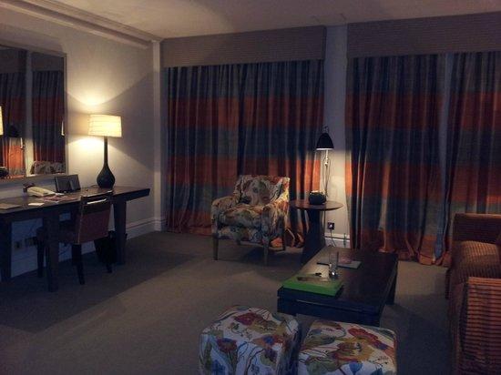 ذا سوهو هوتل: Junior Suite