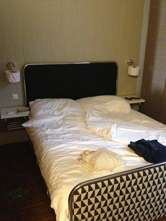 Prokop Boutique Hotel: camera da letto