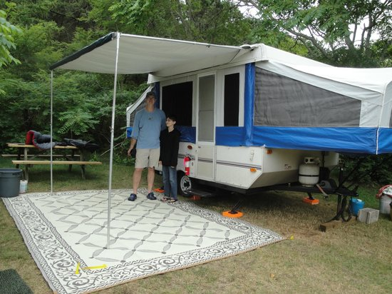 Horton's Camping Resort : Horton's Campsite