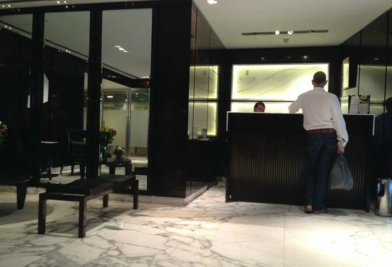 Awwa Suites & Spa: Lobby