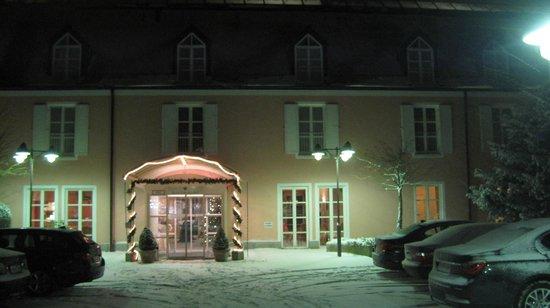 Schreiberhof Hotel: Esterno ingresso