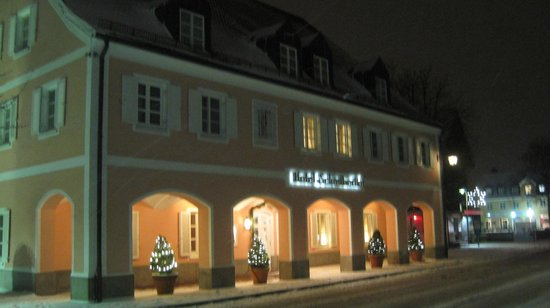 Schreiberhof Hotel: Esterno
