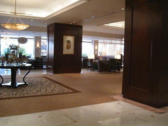 โรงแรมโครินเทียปราก: hotel inside