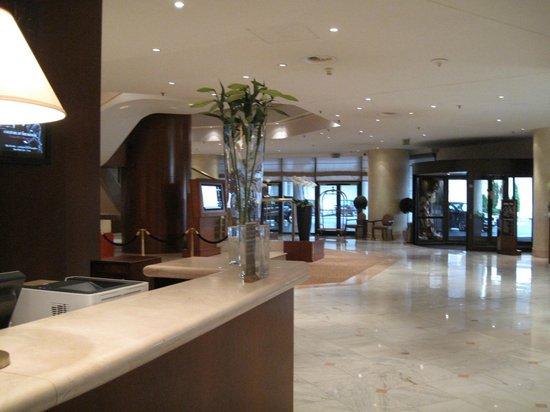 Corinthia Hotel Prague: hotel inside