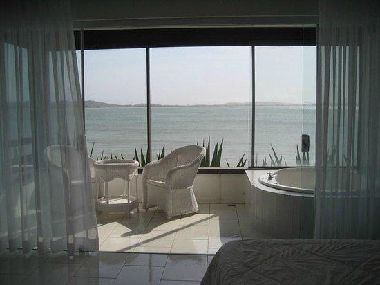 Barracuda Resort: Suíte Lua de Mel
