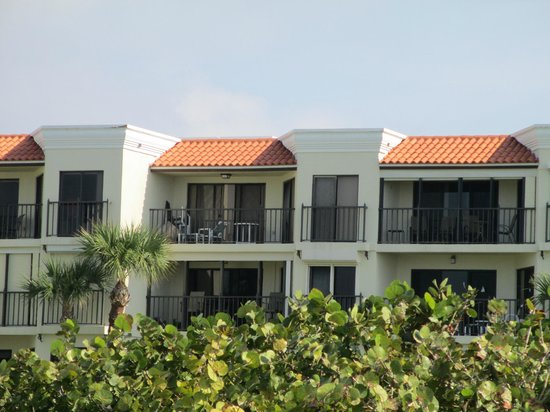 Lands End, Condominium: View of the units in our building