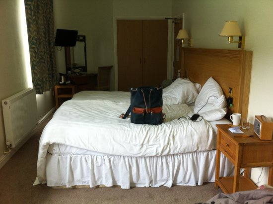 Losehill House Hotel & Spa: Our room