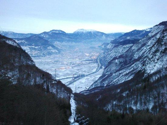 Albergo Miravalle: Panorama