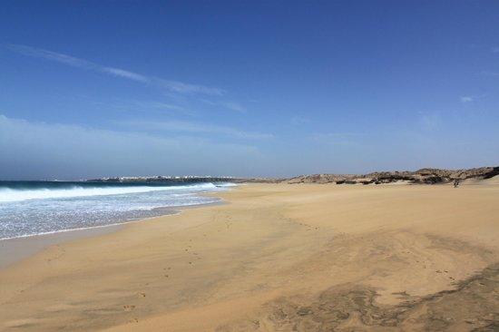 Lagunas y Playa de El Cotillo: South beach