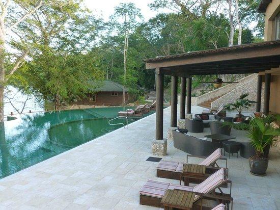 Las Lagunas Boutique Hotel: Pool