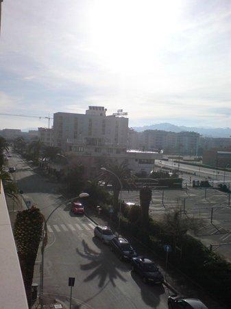 Grand Eurhotel Residence: Panorama