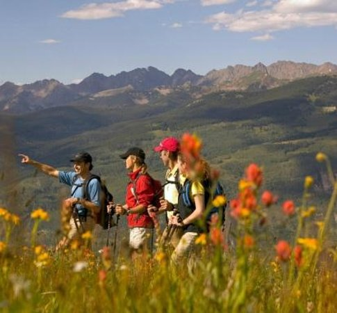 The Vail Spa Condominiums: Endless Hiking