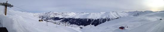 Carosello 3000 - Ski Area Livigno: panorama