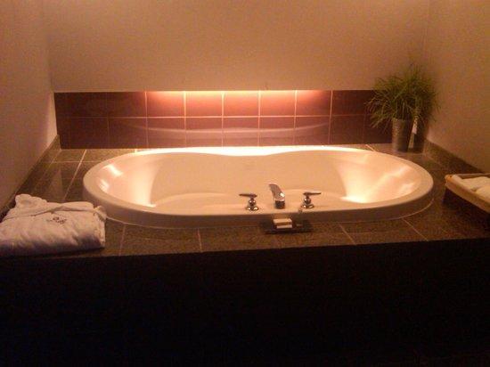Sandman Hotel & Suites Calgary West: Jacuzzi