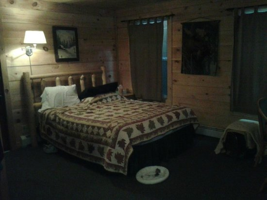Pemi Cabins: not to bad