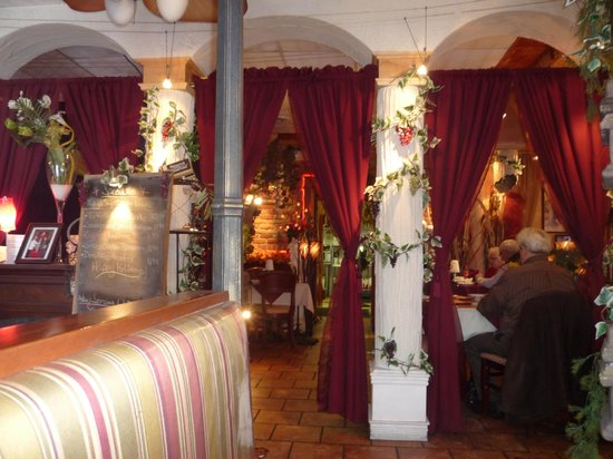 interior of Little Italy