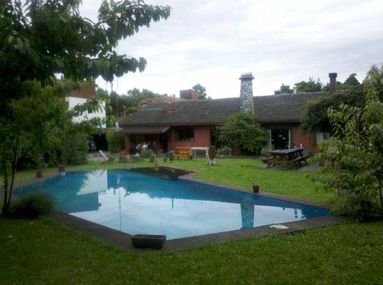 Etnico Eco Hostel: desde el jardin