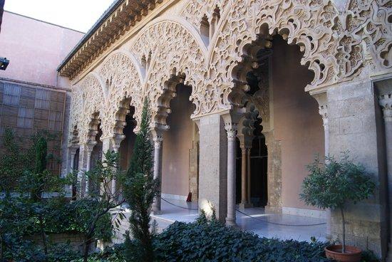 Palacio de la Aljafería: Filigranas