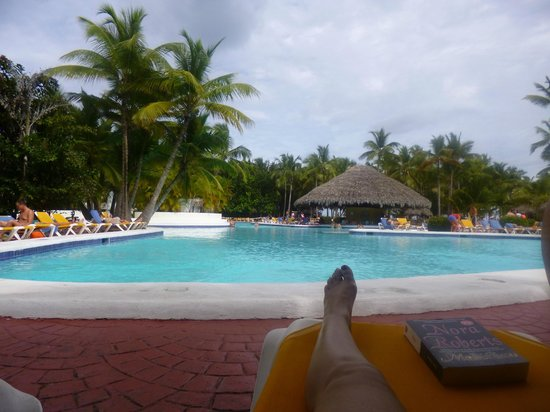 Catalonia Bavaro Beach, Casino & Golf Resort: picina