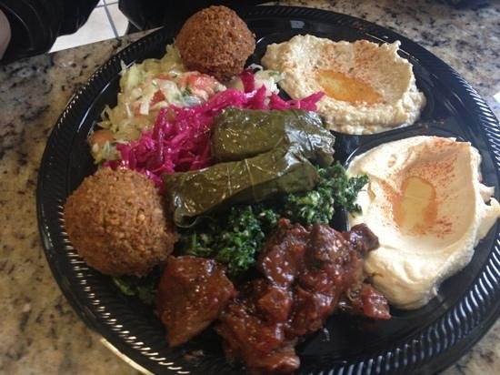 Photo of Mediterranean Restaurant Joe's Falafel at 3535 Cahuenga Blvd, Los Angeles, CA 90068, United States