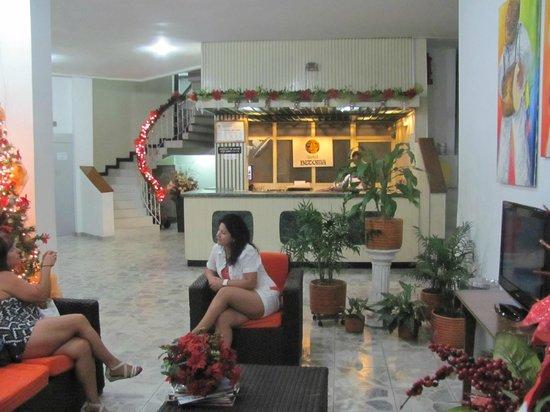 Hotel Betoma: Lobby