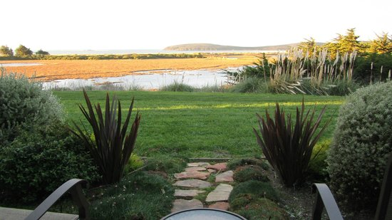 Bodega Bay Lodge: Awesome morning views as well as sunsets