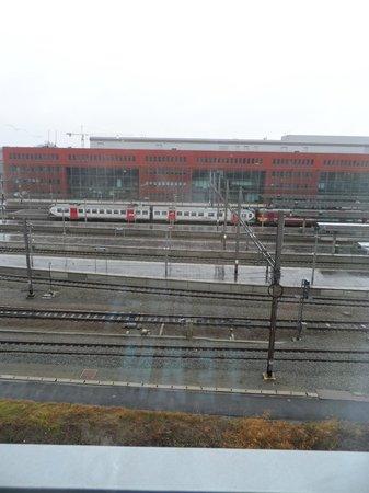 Hotel Ibis Budget Brugge Centrum Station: choo choo