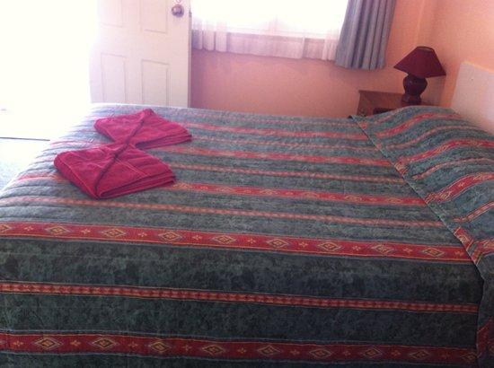 Port Macquarie Motel: Double Room