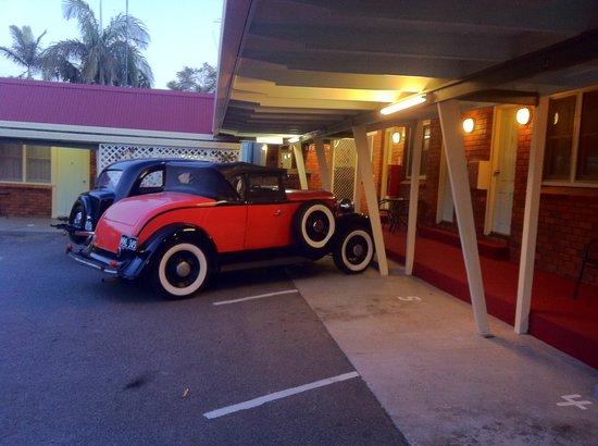 Port Macquarie Motel: Older Guest