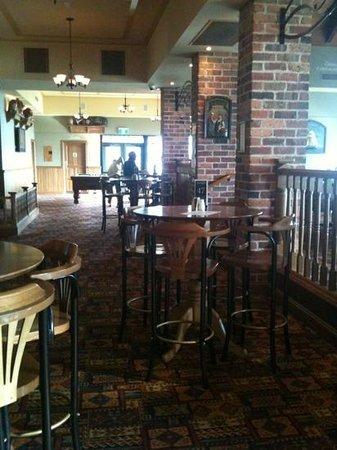 Ibis Styles River Lodge Harrington: inside the Irish pub