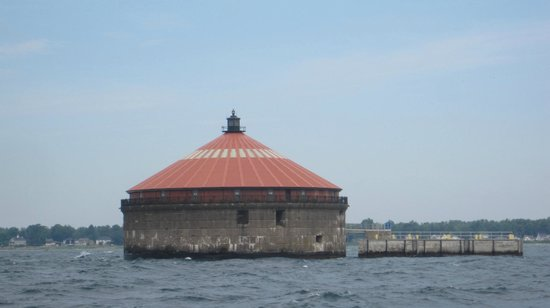 Canalside: Lake Erie Water Intake