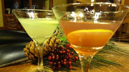 Wuksachi Lodge: Cocktails von der Bar