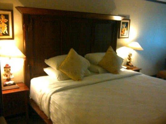 Ramayana Resort & Spa: deluxe room