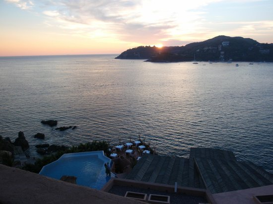 La Casa Que Canta: one night`s sunset-#2